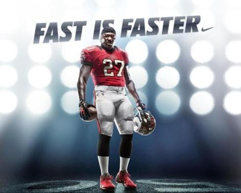 2012 TAMPA BAY BUCCANEERS IT'S GOING DOWN AD brian jer-z hyppolite