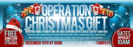 Operation Christmas!